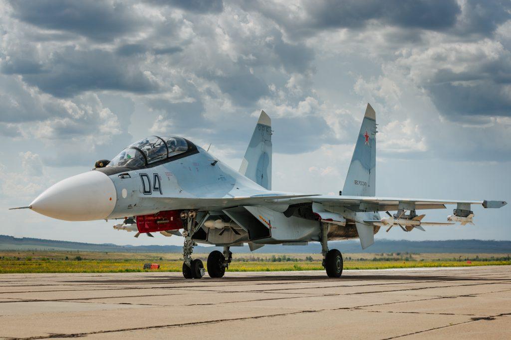 На Черноморском флоте начались масштабные летные учения