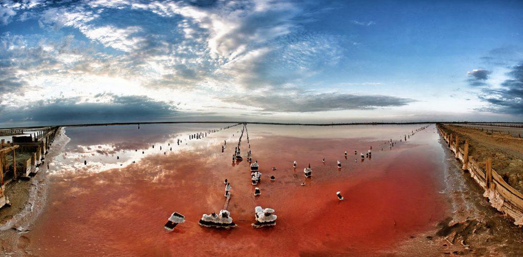 Лечебному озеру Сасык-Сиваш грозит экологическая катастрофа