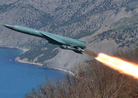 У берегов Севастополя опять стреляли крылатыми ракетами