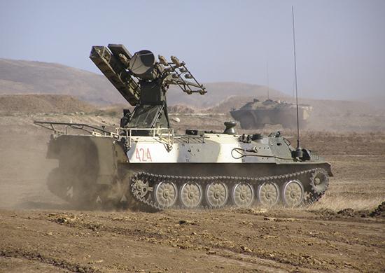 Под Симферополем проходят артиллерийские учения ЧФ