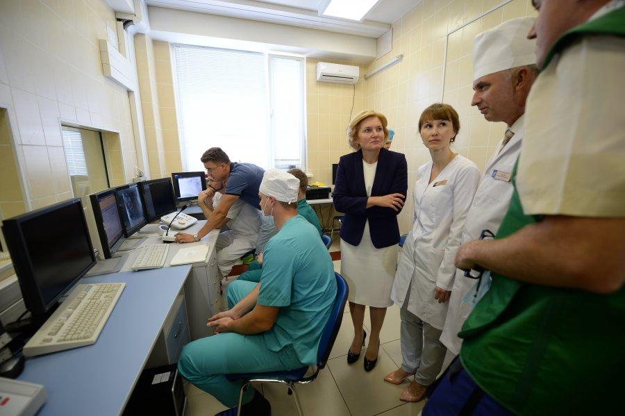 В Правительстве РФ отметили начало позитивных изменений в севастопольском здравоохранении