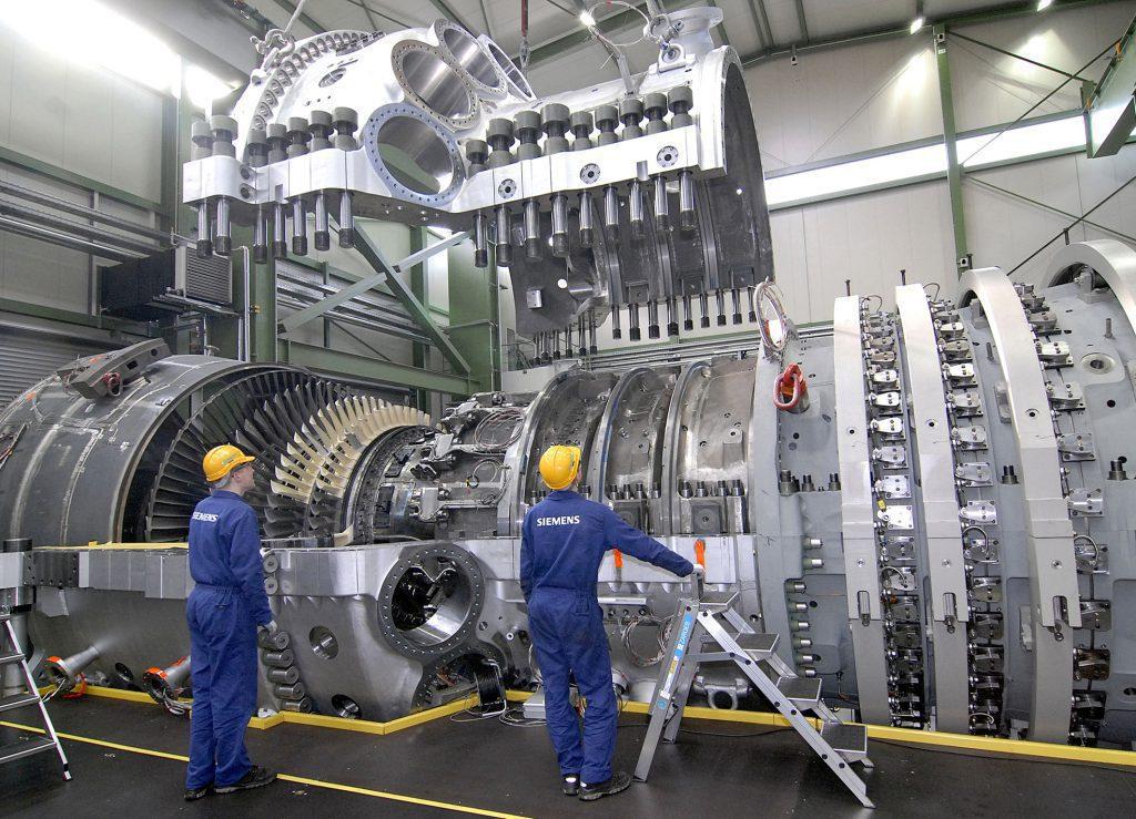 Siemens передумал сворачивать бизнес в РФ из-за крымских турбин