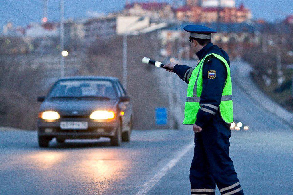 В Крыму поймали водителя-наркомана