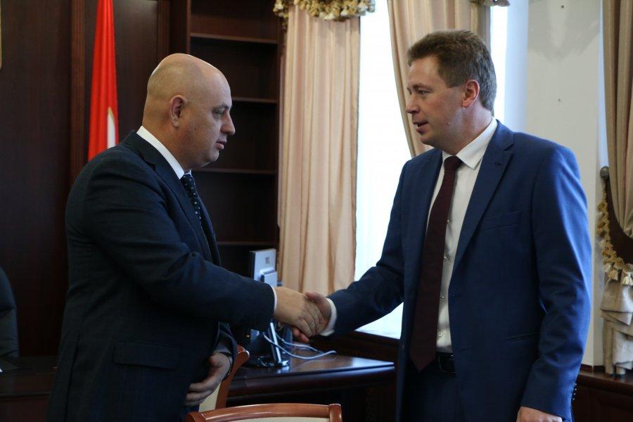 Севастополю представили нового начальника полиции