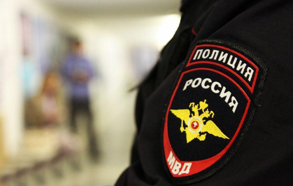 Севастопольские сотрудники полиции задержали подозреваемого в краже вещей из магазина
