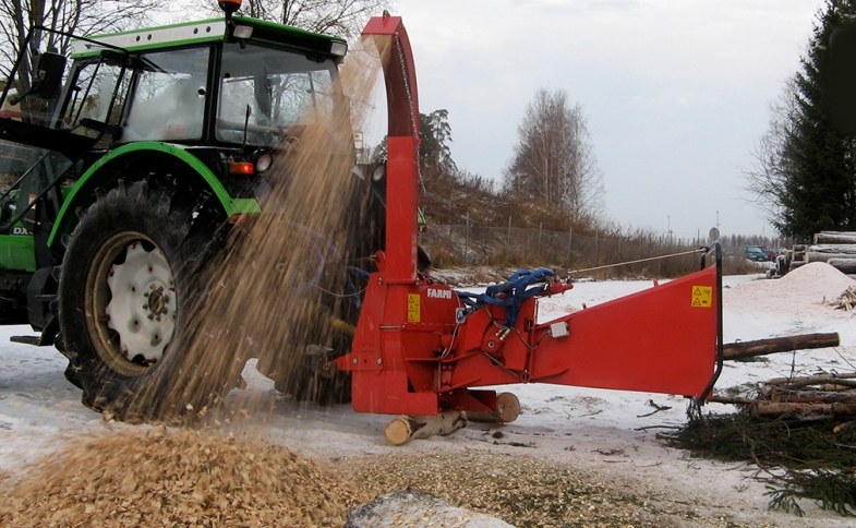 Севастополь потратит 3 млн на технику для измельчения веток и листвы