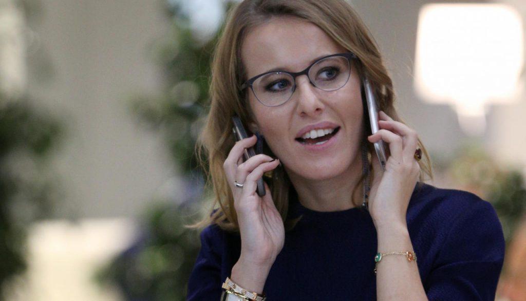 """Собчак рассказала в Америке, получится ли """"вернуть"""" Крым Украине"""