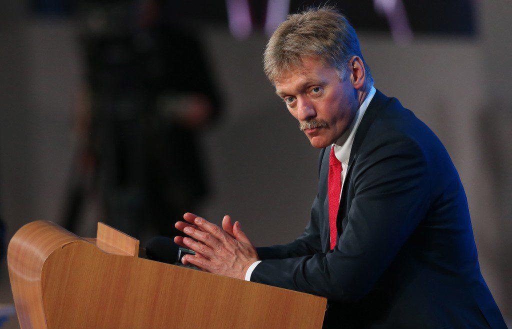 В Кремле рассказали о реакции Киева на предложение забрать военную технику из Крыма