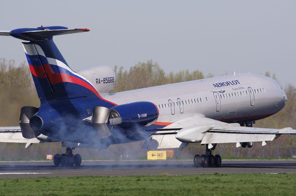 Дебошир задержал самолет направлявшийся в Симферополь