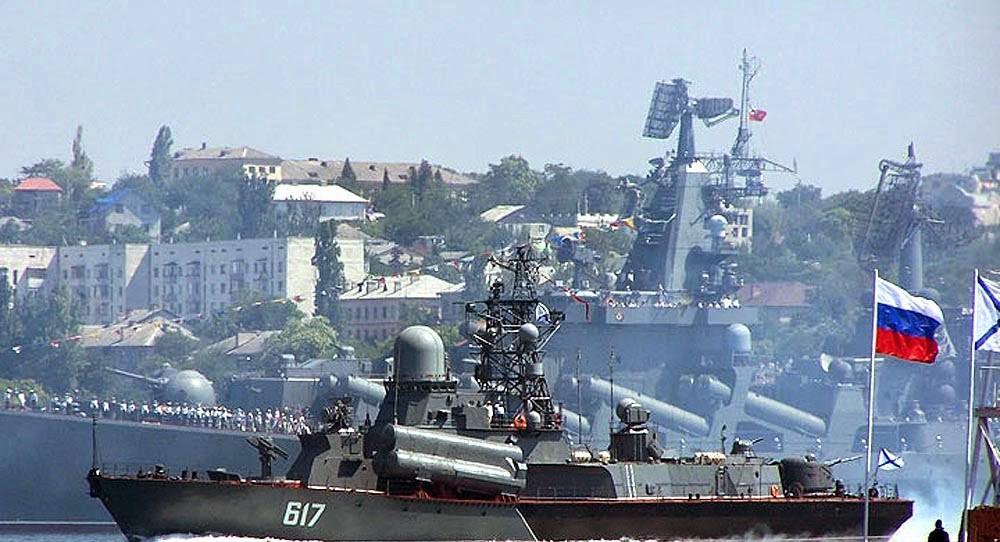 Сегодня в Севастополе пройдет генеральная репетиция морского парада