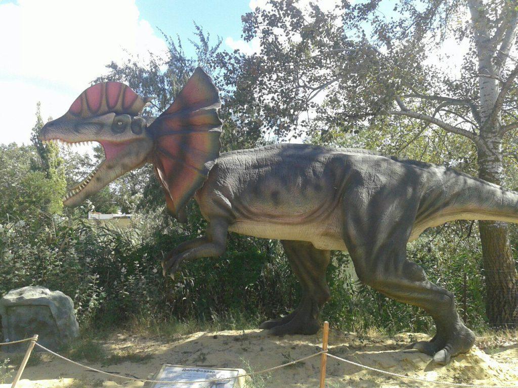 Что купить для юных любителей динозавров?