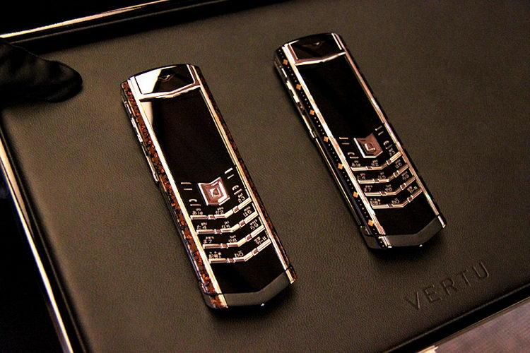Особенности и основные преимущества телефонов Vertu