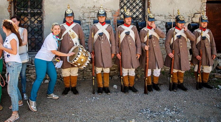 На Историческом бульваре пройдёт Международный военно-исторический фестиваль «Русская Троя»