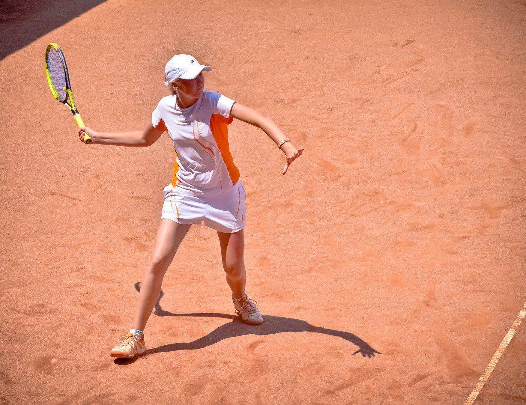 Подбор экипировки при занятии теннисом